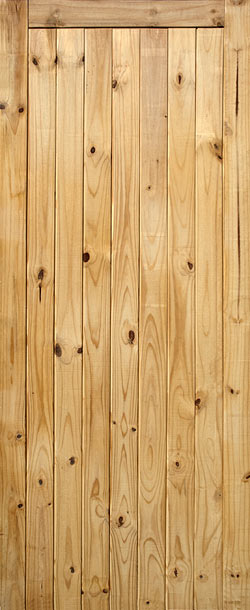 solid pine wood doors